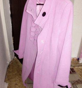 Пальто женское(почти новое)