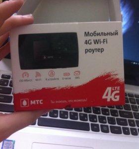 Wi-Fi роутер МТС