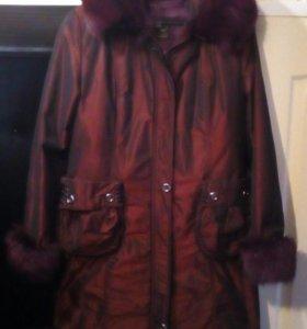 Пальто осень-зима-весна