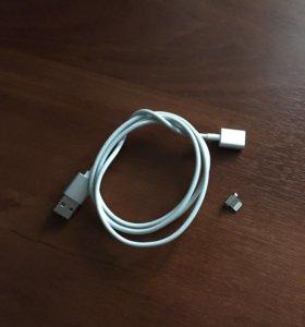 Магнитный кабель для iPhone/iPad
