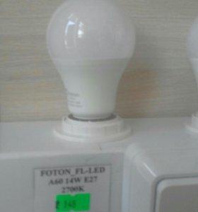 LED лампы ФОТОН