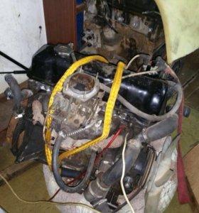 Двигатель на ниву 21213