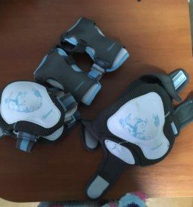 Продаются защиты для колен,локтей и рук.