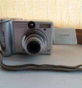 Фотоаппарат Canon PowerShot A95