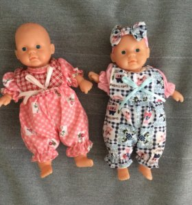 Новые Куклы пупсы