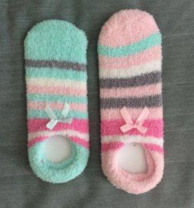 Новые тапочки-носочки