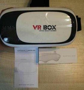 Очки виртуальной реальности с пультом