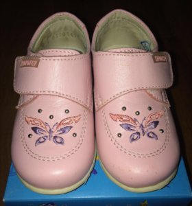 Полуботиночки для девочки (туфельки)