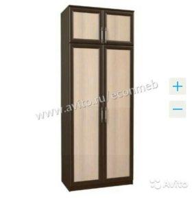 Шкаф платяной Ева