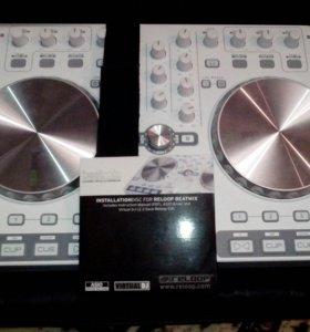Reloop Beatmix DJ-контроллер
