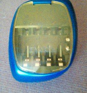 Зарядка для аккумуляторных батареек.