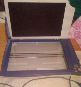 Принтер клавиатура сканер