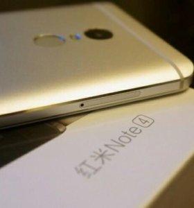 Xiaomi note 4 prime 64 Гб