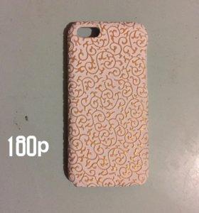 Чехол на айфон 5c