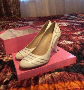 Туфли свадебная