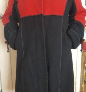 Продам пальто размер 52