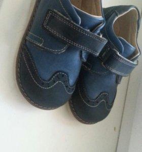 Туфли ортопедические 24