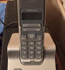Беспроводной телефон Dect phillips l21