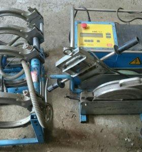 Сварочный аппарат для сварки встык труб ПНД