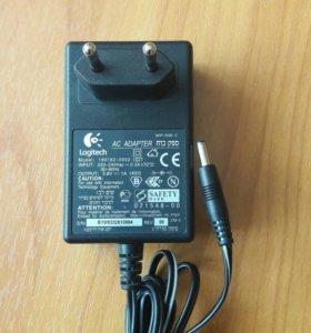 Оригинальные Logitech ADP-60GB C адаптер питания