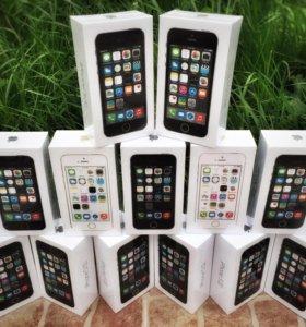 Apple iPhone 5S. Оригинал. Магазин. Год гарантии
