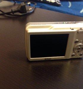 Фотоаппарат Nikon Coolpix S210