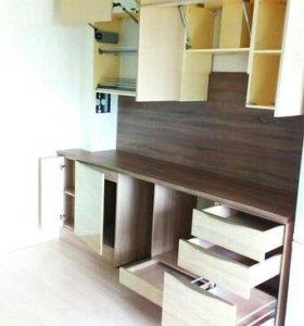 Изготовление корпусной мебели на заказ.