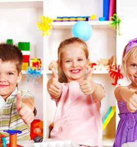 Детское  развлекательно-обучающие кружки