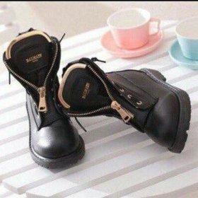 Ботинки женские!