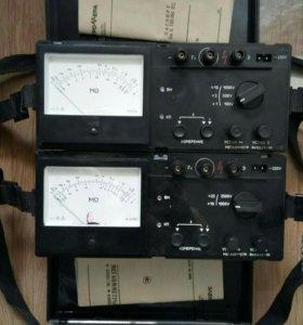 Мегометр Ф - 4102