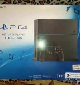 Sony PS 4 - 1TB