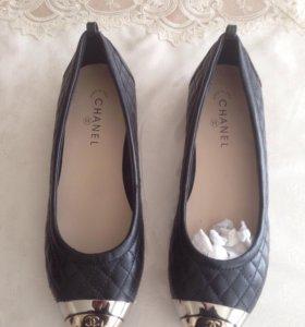 Обувь от Chanel