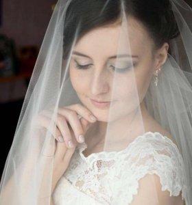 Свадебный, вечерний Make up