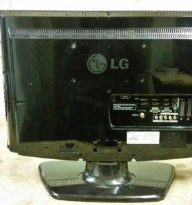 Телевизор LG, жк, 26дг
