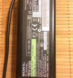 Sony VGP-AC16V14 оригинальное зарядное устройство