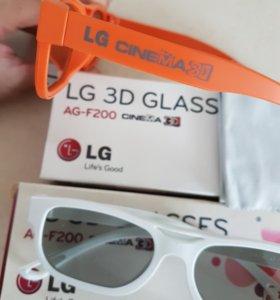 Новые 3D очки