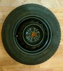Запасное колесо (всесезонка) 185 65 R14