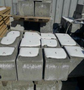 Блок фундаментный 300х300х300 мм