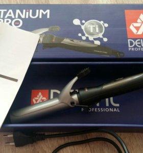 Плойка DEWALT Titanium Pro 40вт 25мм