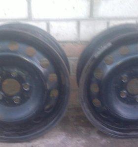 Продам диски р16 Mercedes-Benz vito639, viano