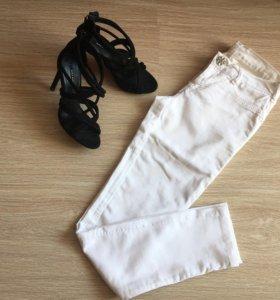 Белые брюки 💄