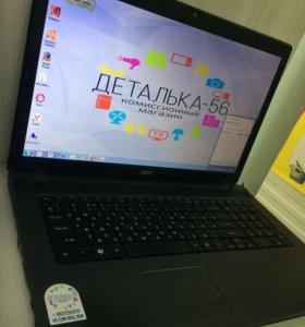 Ноутбук aser aspire 7250g