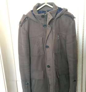 Пальто мужское Б/у