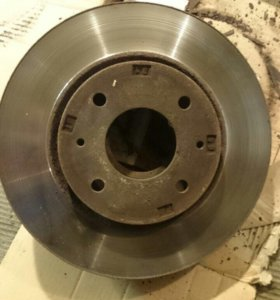 Тормозные диски митцубиси ланцер 9