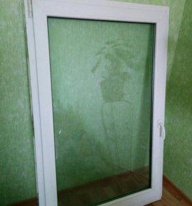 Пластиковое окно бу