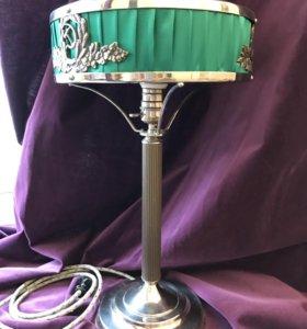 Лампа настольная наркомовская, до 1940 года