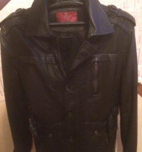 Куртка удлинённая