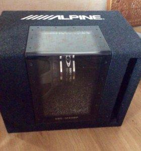 Alpine SBG - 1244BP