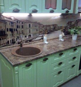 Кухонный фартук Альбико Венеция