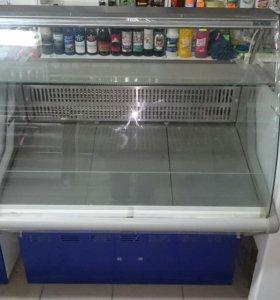 Продам холодильную витрину